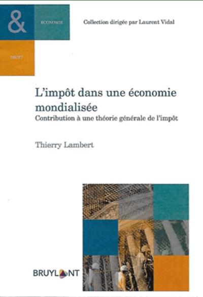 l'impôt dans une économie mondialisée